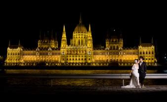 Wedding Photography Portraits Budapest